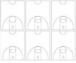 Basketball Plays Template Thepostcode Co