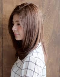 ナチュラルひし形ロングky 50 ヘアカタログ髪型ヘアスタイル