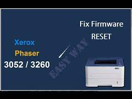 Harassment is any behavior intended to disturb or upset a person or group of people. Reset Xerox Phaser 3052 3260 Instructiuni Resoftare Easyway Youtube
