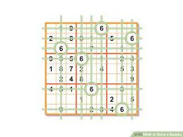 Sudoku Puzzel Solver 5 Ways To Solve A Sudoku Wikihow