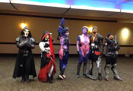 We have a day of exciting virtual events planned for you. Widowreaper Anime Boston 2017 By Dantestobari On Deviantart