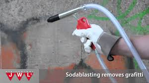 soda blast your car boat furniture or graffiti the easy way with the sodablaster xl from jwl you