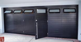swing out garage doorsCarriage Doors  Tungsten Royce