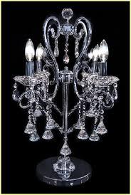 chandelier table lamp diamond chandeliers design lighting ideas