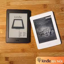 Máy đọc sách Kindle Paperwhite 3 (7th) Kindle PPW3 có đèn nền với màn hình  6'' 300PPI sắc nét, bộ nhớ 4GB