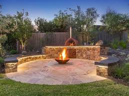 diy patio with fire pit. Diy Outdoor Fireplace With Pizza Oven Beautiful Elegant Patio Fire Pit Ideas Paver