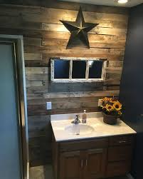 country bathroom wall decor. Best 25 Small Rustic Bathrooms Ideas On Pinterest Cabin Gorgeous Bathroom Wall Decorating Country Decor