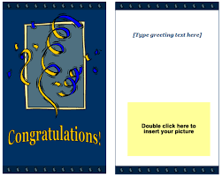 congratulation templates congratulations greeting card template easy printable