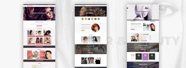 Hair Saloon Websites Review Hair Beauty Salon Websites Vevs Blog