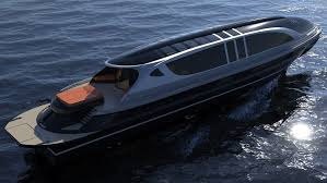 The maker of the world's fastest car sets it sights on the water. This 39 Million Superyacht Comes With A Bugatti And A Spot To Park It