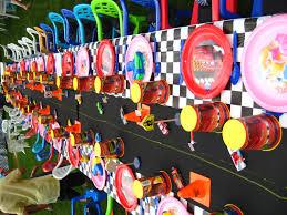 Cars Party Decorations Georgia Bulldogs Theme Birthday Balloon Decor Disney Cars