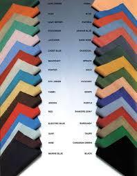 Cloth Colors Slo Billiards