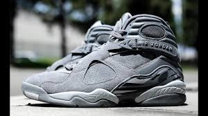 jordan 8 cool grey. first look: air jordan 8 \u0027cool grey\u0027 cool grey
