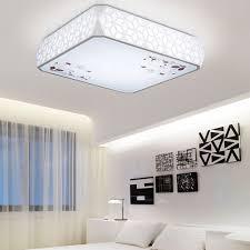 Modern Ceiling Lights For Bedroom Aliexpresscom Buy New Modern Brief Led Ceiling Light Wrought