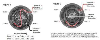 kicker cvr12, dual voice coil wiring? 4 Ohm Dual Voice Coil Wiring Diagram 4 Ohm Dual Voice Coil Wiring Diagram #47 wiring diagram for dual 4 ohm voice coil