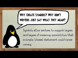 symbolism in literature  symbolism in literature