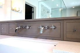 wall mounted faucets bathroom. Wall Mount Vanity Faucet A Perfect Partner For Your Basin Bathroom New Mounted Faucets U