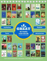 great all family read alouds possibly something to share during books and breakfast