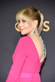 Jane Fonda At Emmys: Expensive Jewelry And Hot Pink Gown | Money