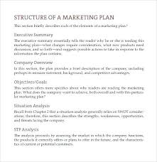 Template Market Research Template For Business Plan Marketing