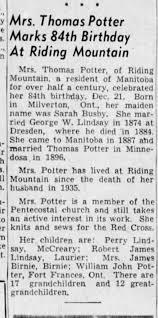 Sarah Lindsay Potter 2 - Newspapers.com