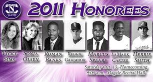Seven to be honored Oct. 15 at Graduate N Club Hall of Fame ceremonies -  Northwestern State University Athletics
