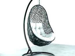 swing egg chair hanging egg chair indoor swinging by tablet desktop original size in egg swing egg chair iron frame wicker