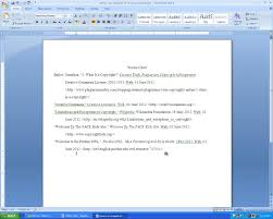 Here Is An Example Of A Works Cited Page Lima23
