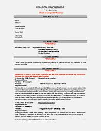 Amazing Rn Resume Objective Examples – Resume Template For Free