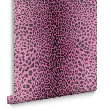 Pink Leopard Print Wallpaper For Bedroom Pink Wallpaper Pink Wallpaper Designs Graham Brown