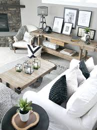 Bringing The Outdoors In. Modern Farmhouse Living Room DecorMid ...