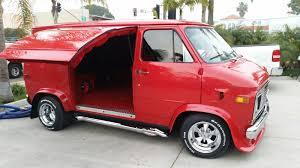 Chevrolet G20 Van Cargo Van | Custom Chevy Vans: 1971-96 ...