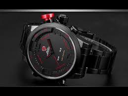 <b>Часы Shark</b> SH108 распаковка - YouTube