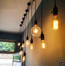 retro lighting. Retro Lighting. Vintage Industrial Dimmable Edison Light Bulb E27 Screw 220v Pendant Lighting I