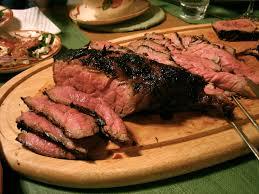 Broiling Steak Chart London Broil Wikipedia