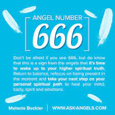 666 Meaning – Know the Truth Behind the 666 Angel Number   Number meanings, 666  meaning, Numerology life path