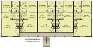 Apartment Building Plans Design Custom Decorating