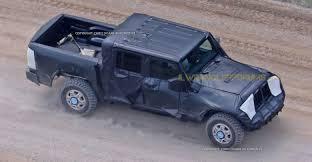 FCA Announcement Confirms Jeep Pickup Truck (JT) – 2018+ Jeep ...