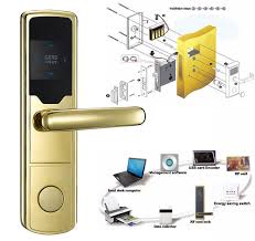 security door latches. High Security Software Management System RF Hotel Door Lock Electronic Latches N