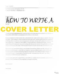 Tips For Writing Cover Letters Tips On Writing A Killer Cover Letter Eagle Rock College