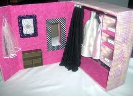 homemade barbie furniture ideas. Homemade Barbie Furniture House Patterns Other Making Your Own Ideas F