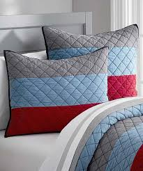 Boys Bedding   Kids Bedding for Girls & Boys   Comforters & Duvet ... & Boys Stripe Quilt Adamdwight.com