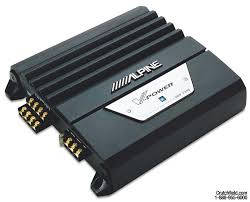 alpine mrp f240 4 channel car amplifier 40 watts rms x 4 at alpine mrp f240 4 channel car amplifier 40 watts rms x 4 at crutchfield com