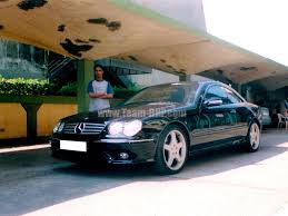 Pic : Me and the CL55 AMG. - Team-BHP