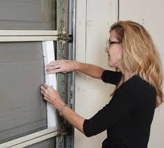 insulation for garage doorVIDEO DIY Garage Door Insulation Kit Installation Instructions