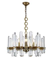 elegant lighting 1530d25bb rc lincoln 10 light 25 inch burnished brass chandelier ceiling light urban classic