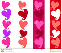 valentines day borders horizontal. And Valentines Day Borders Horizontal