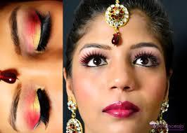 indian wedding makeup bollywood inspired