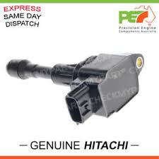 hitachi ignition coil. image is loading new-hitachi-ignition-coil-for-nissan-gt-r- hitachi ignition coil y