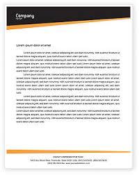 Letterhead Sample Word Microsoft Word Letterhead Template Bravebtr